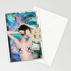 Free the nipples Stationery Cards