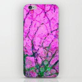 Swamp Thing iPhone Skin