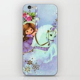 Carousel Cutie iPhone Skin