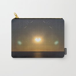 Criss Cross trails Carry-All Pouch