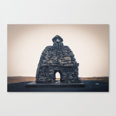Bárður Snæfellsás - Iceland Canvas Print