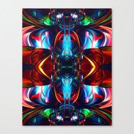 RobotherieC Canvas Print