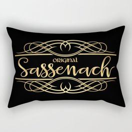 Original Sassenach Rectangular Pillow