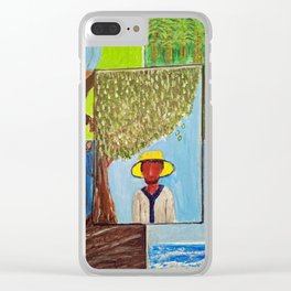 Storytellers I Clear iPhone Case