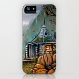 Gamekeeper's Autumn iPhone Case