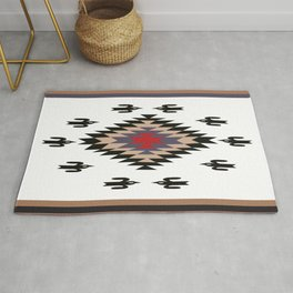 American Native Pattern No. 135 Rug