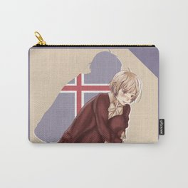 Aph Iceland Illustration Carry-All Pouch