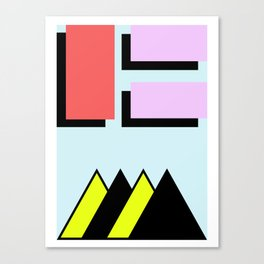 MTS Canvas Print