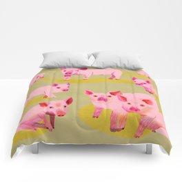 Pigs Comforters