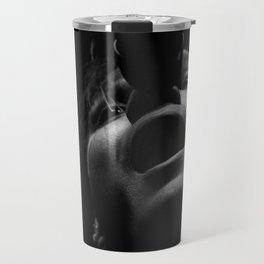 Tilian Pearson // Dance Gavin Dance Travel Mug