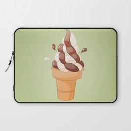 Swirl Icecream Laptop Sleeve