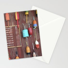Lobster Boat Stationery Cards