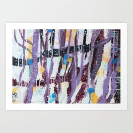 Radici aeree, studio1 Art Print
