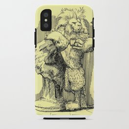 It's good to be king iPhone Case