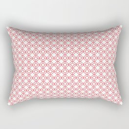 Chinese Blossoms Rectangular Pillow