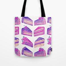 Cake Slices – Unicorn Palette Tote Bag