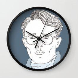 Gendre idéal Wall Clock
