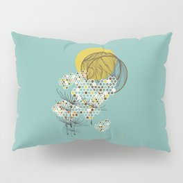 Seasons Time Space Pillow Sham