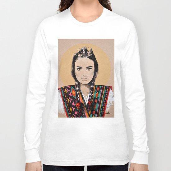 Dziewczyna Janosika Long Sleeve T-shirt