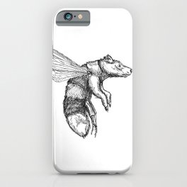 Bumblebear iPhone Case
