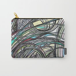 Buried in Thought Carry-All Pouch
