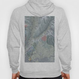 Aspen Snowmass Resorts Trail Map Hoody