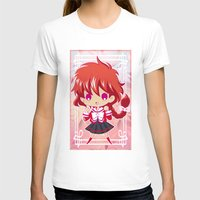 chibi T-shirts featuring Chibi Hikaru by Neo Crystal Tokyo