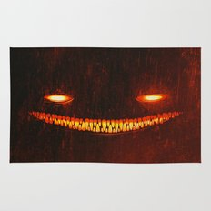 Smile (Red) Rug