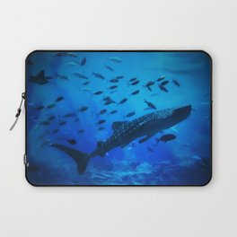 A Whale of a Teacher Laptop Sleeve