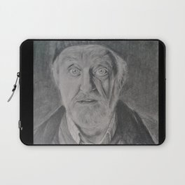 Wilfred Mott, Donna Noble's grandad from Doctor Who Laptop Sleeve
