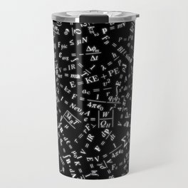Equation Overload Travel Mug
