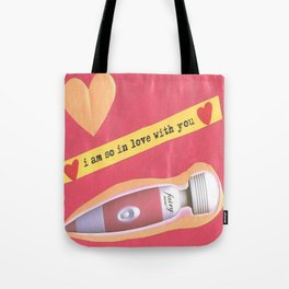 I am so in love with you Tote Bag