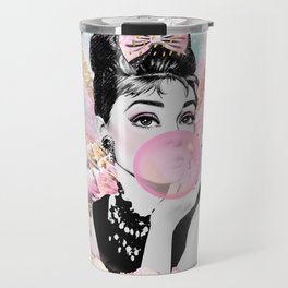 Audrey Hepburn, Pop Princess Travel Mug