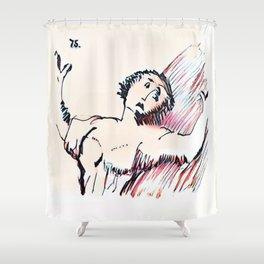 Los Caprichos ~ 75 ~ Unleash Us Shower Curtain