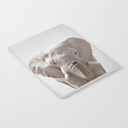Elephant - Colorful Notebook