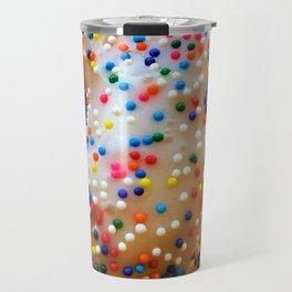 Sprinkles and Donuts Travel Mug