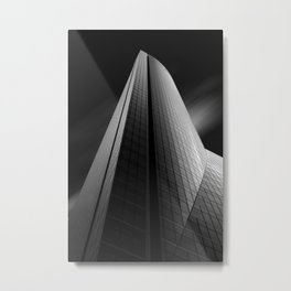 Fine Art Architecture Photography Madrid Metal Print