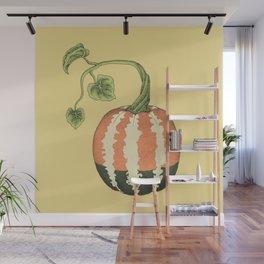 Sweet Dumpling Squash Wall Mural