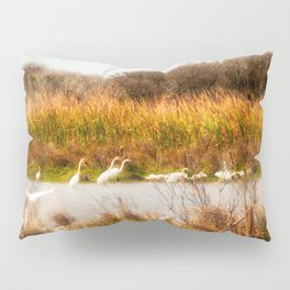 The Gathering Place Pillow Sham