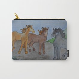 River Mustachio Carry-All Pouch