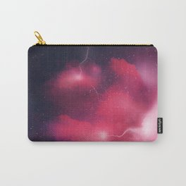 Pink Cosmic Universe Carry-All Pouch