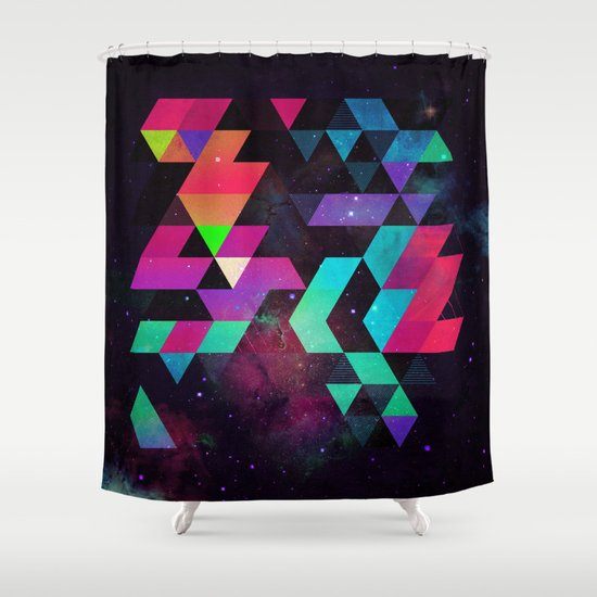 Hyzzy Shower Curtain