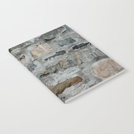Stone Wall Notebook