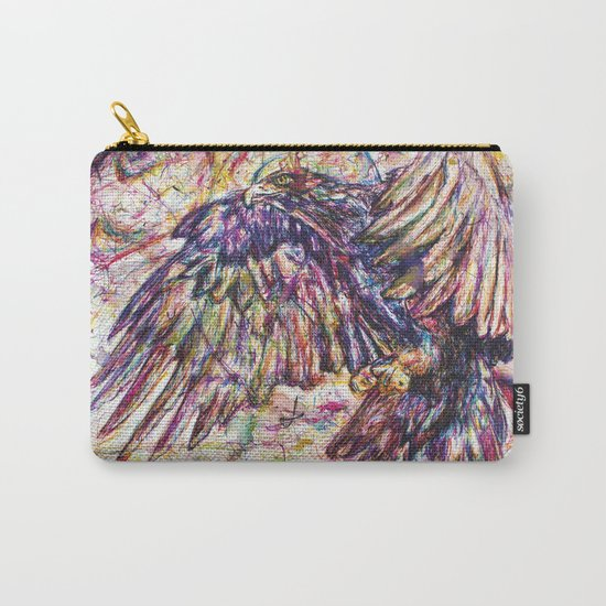Eagle // Abuelo/A Carry-All Pouch