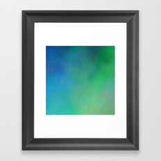 Healing Framed Art Print