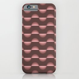 Lau Pattern XVI iPhone Case