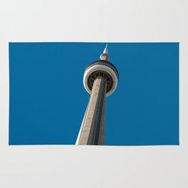 CN Tower, Toronto, Ontario Rug