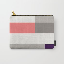 Colors in Block Minimal Art #illustration Carry-All Pouch