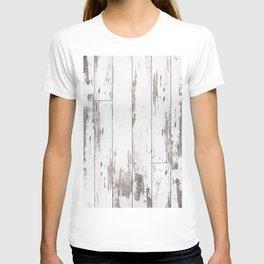 White Wood T-shirt