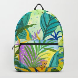 Paradise Jungle Backpack